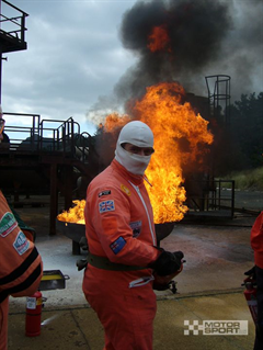 2011 Fire Training Day